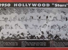 Hollywood Stars Vintage Photo