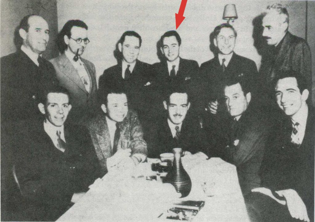 picture of babcock and colleagues