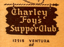 Charley Foy Supper Club