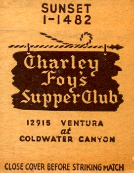 Charley Foy's Supper Club